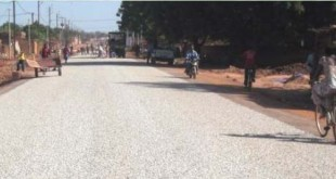 Construction supervision of development works and asphalting of roads in the city of Dédougou (Lots 1, 2 & 3 : 23 km).